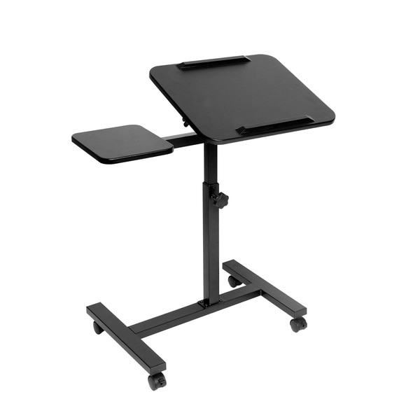 Airlift Tilting Sit-Stand Mobile Computer Desk C OFF65902