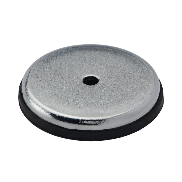 """Magnet Source NeoGrip Round Base Magnet,  2.65"""" Dia. RB70PG-NEOBX"""