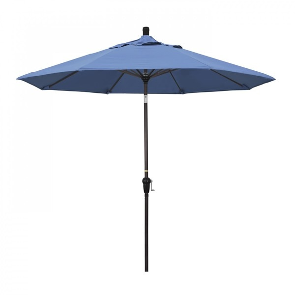 "March Patio Umbrella,  Octagon,  102.38"" H,  Pacifica Fabric,  Capri SDAU908117-SA26"