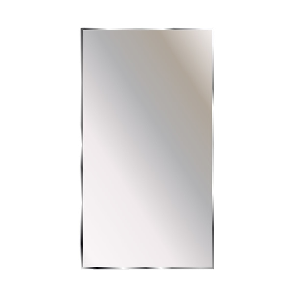 """Ketcham 24"""" x 36 1/4"""" Surface Mounted Theft Proof Mirror TPM-2436"""