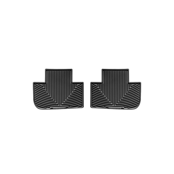 Weathertech Rear Rubber Mats/Black, W193 W193