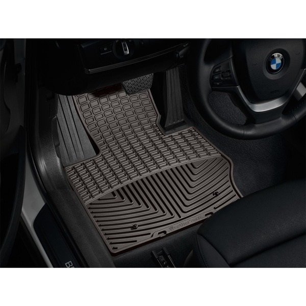 Weathertech Front Rubber Mats/Cocoa, W258CO W258CO