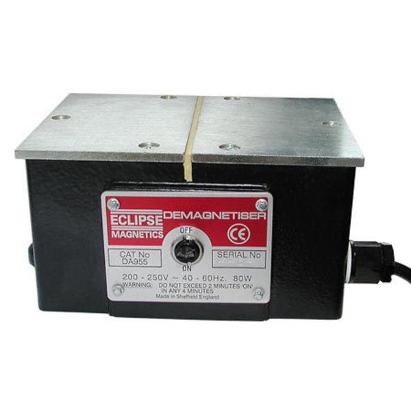Eclipse Magnetics Bench Demagnetizer DB956CAN