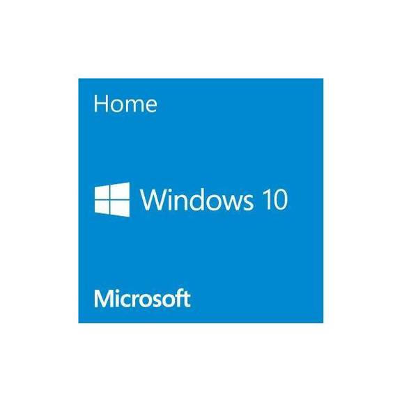 Microsoft Windows 10 Home Operating System 64-bit English (1-Pack),  OEM KW9-00140