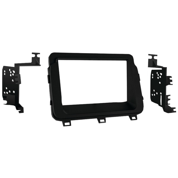 Metra Double-DIN Installation Kit for Kia Optima 2014-2015 (Matte Black) 95-7359B