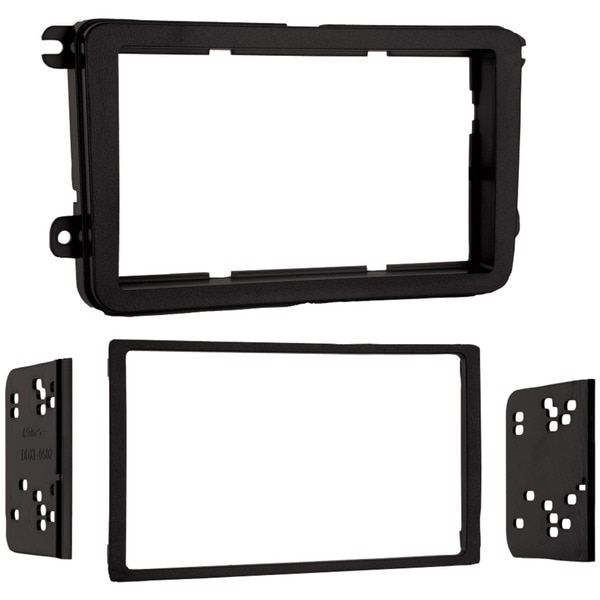 Metra Double-DIN Multi-Mount Kit for Volkswagen 2005 and Up Vehicles 95-9011B