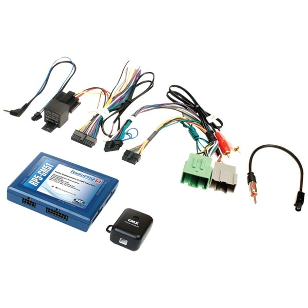 Pac Radio Replacement Interface (GM Class II with OnStar,  29-Bit LAN) RP5-GM51