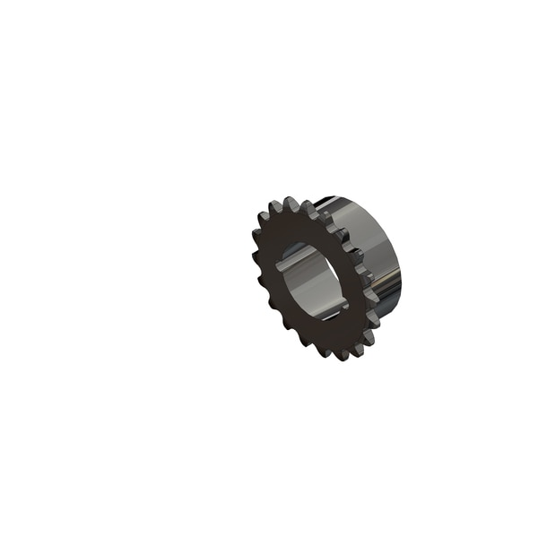 Senqcia Maxco Maxco H35Btl20 Sprocket For Use With 2517 Bushing Hardened Tooth H35BTL20
