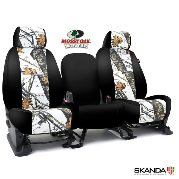 Coverking Neosupreme Seat Covers for 2009-2013 Chevrolet Impala, CSC2MO09-CH8618 CSC2MO09-CH8618