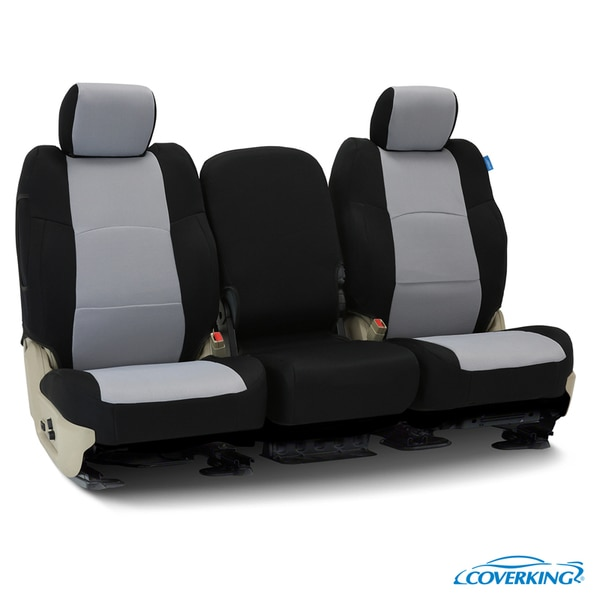 Coverking Custom Seat Covers CSC2S3-DG7181