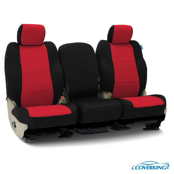 Coverking Custom Seat Covers CSC2S7-KI9428