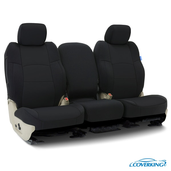 Coverking Seat Covers in Neosupreme for 2011-2014 Chevrolet Tahoe, CSC2A1-CH9408 CSC2A1-CH9408