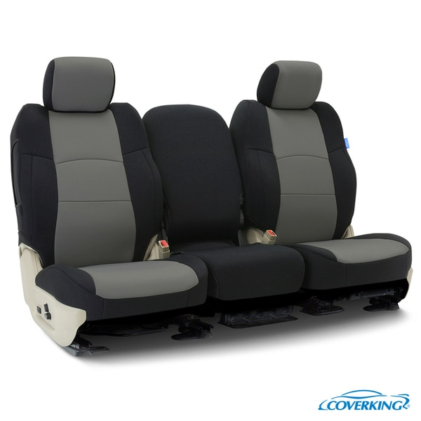 Coverking Seat Covers in Neosupreme for 2007-2013 Cadillac, CSC2A3-CD7255 CSC2A3-CD7255