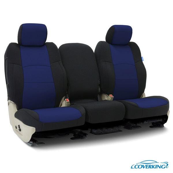 Coverking Seat Covers in Neosupreme for 2015-2020 GMC Yukon - (R), CSC2A4-GM9714 CSC2A4-GM9714