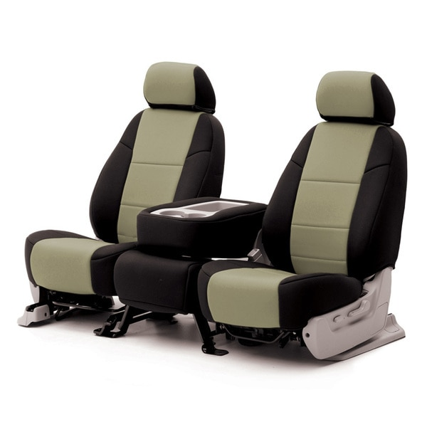 Coverking Seat Covers in Neosupreme for 2004-2007 Mercury Monterey, CSC2A5-MR7045 CSC2A5-MR7045