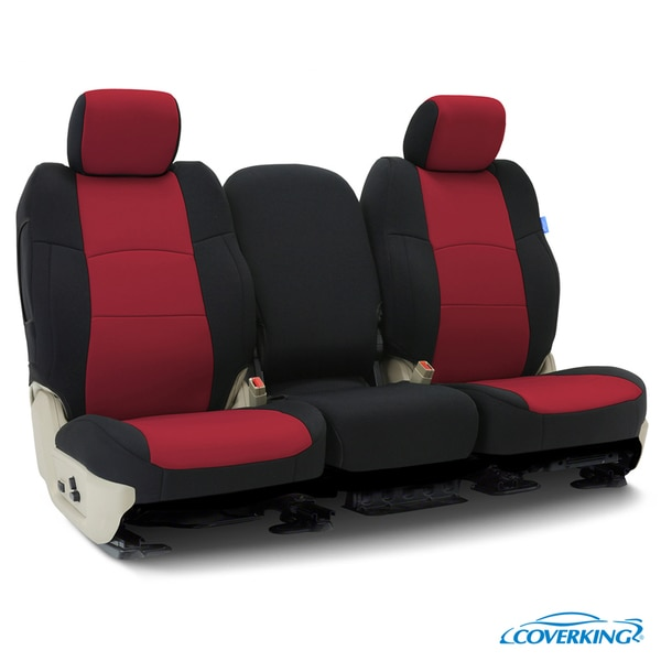 Coverking Seat Covers in Neosupreme for 2007-2007 GMC Truck Sierra, CSC2A7-GM8408 CSC2A7-GM8408