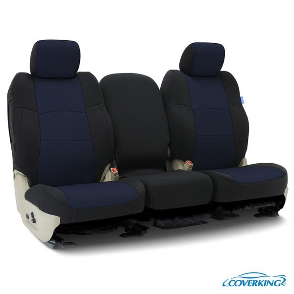 Coverking Seat Covers in Neosupreme for 1999-2002 Chevrolet Truck, CSC2A9-CH7240 CSC2A9-CH7240