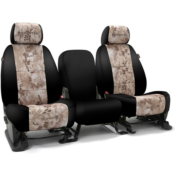 Coverking Seat Covers in Neosupreme for 2015-2019 Ford Transit, CSC2KT09-FD9871 CSC2KT09-FD9871