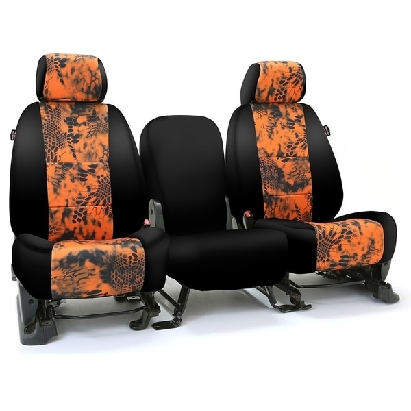 Coverking Custom Seat Covers CSC2KT11-CD9671