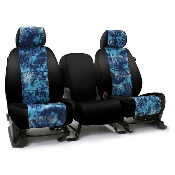 Coverking Seat Covers in Neosupreme for 2006-2008 Mercury, CSC2KT14-MR7187 CSC2KT14-MR7187
