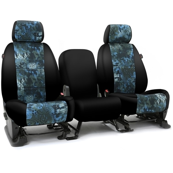 Coverking Seat Covers in Neosupreme for 2009-2010 Toyota Corolla, CSC2KT15-TT9663 CSC2KT15-TT9663
