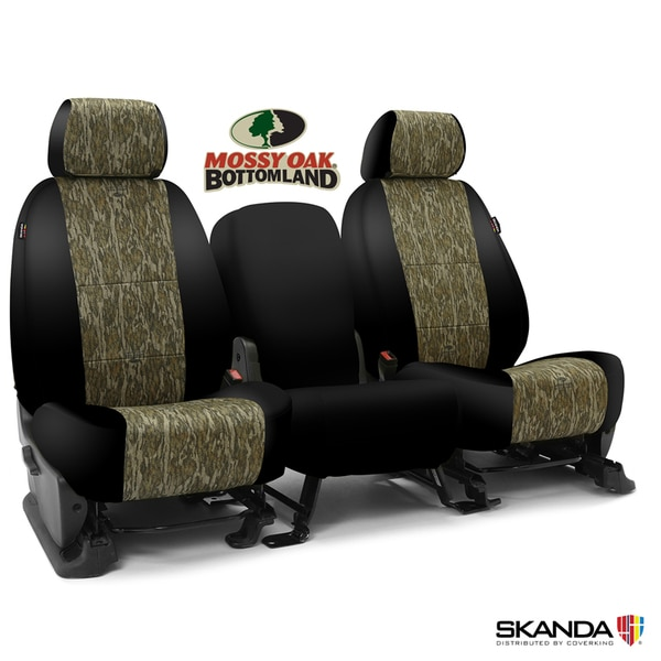 Coverking Seat Covers in Neosupreme for 2012-2012 GMC Canyon, CSC2MO06-GM9419 CSC2MO06-GM9419