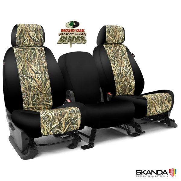 Coverking Custom Seat Covers CSC2MO07-NS10114