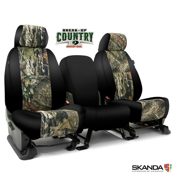 Coverking Seat Covers in Neosupreme for 2013-2015 Toyota Truck, CSC2MO10-TT9625 CSC2MO10-TT9625