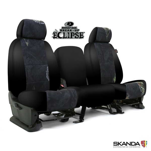 Coverking Seat Covers in Neosupreme for 2004-2004 Nissan Titan, CSC2MO12-NS7027 CSC2MO12-NS7027