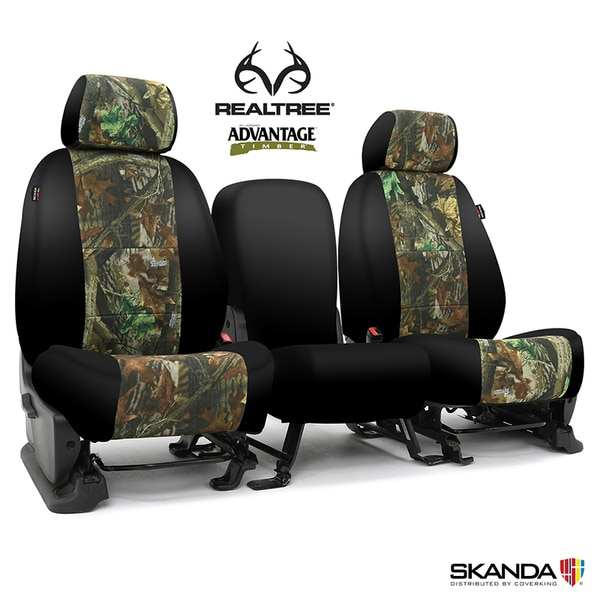 Coverking Custom Seat Covers CSC2RT02-NS9932