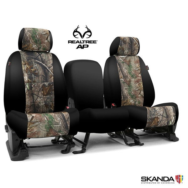 Coverking Custom Seat Covers CSC2RT03-HD9738