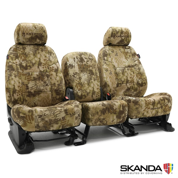 Coverking Custom Seat Covers CSCKT07-DG9886