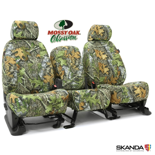 Coverking Custom Seat Covers CSCMO04-NS10144