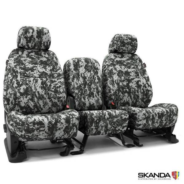 Coverking Seat Covers in Neosupreme for 2014-2014 Chevrolet Truck, CSCPD32-CH9568 CSCPD32-CH9568