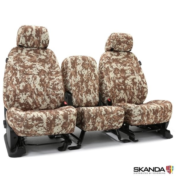 Coverking Seat Covers in Neosupreme for 2010-2011 Nissan Titan, CSCPD36-NS7573 CSCPD36-NS7573