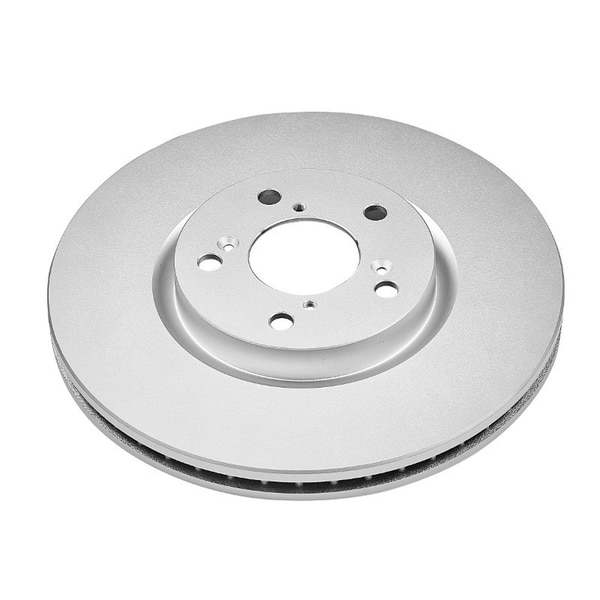 Power Stop Evolution Coated Rotors - Front,  JBR1171EVC JBR1171EVC