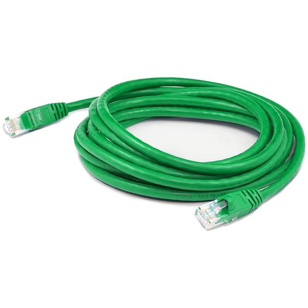 Add-On Addon 10Ft Cat5E Utp 24Awg Green Patch Cable ADD-10FCAT5E-GRN