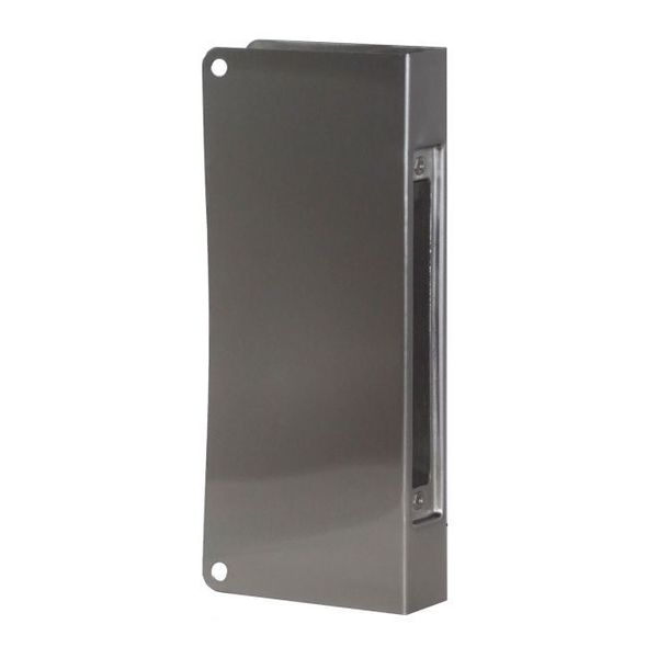 """Don-Jo Blank Classic Wrap Around for Mortise Lock with 86 Cut Out for 1-3/4"""" Door CW504S"""