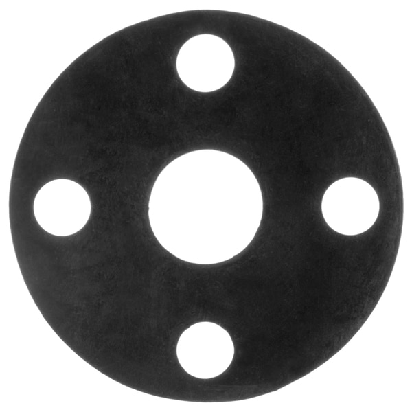 USA Sealing Inc-Raised Face PTFE Flange Gasket for 5 Pipe-1//8T-Class 150