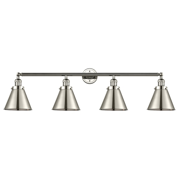 Innovations Lighting 4 Light Adjustable Bathroom Fixture 215-PN-S-M1