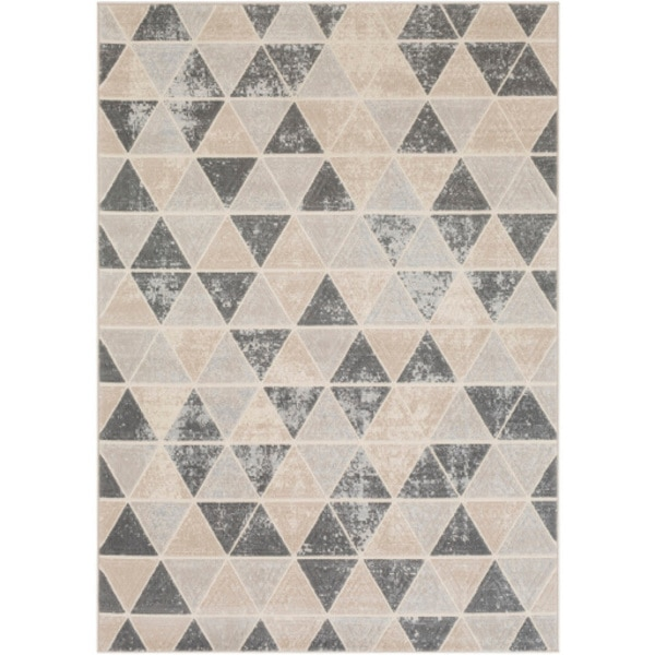 "Surya City - 5'3 X 7'3"" Area Rug"" CIT2330-5373"