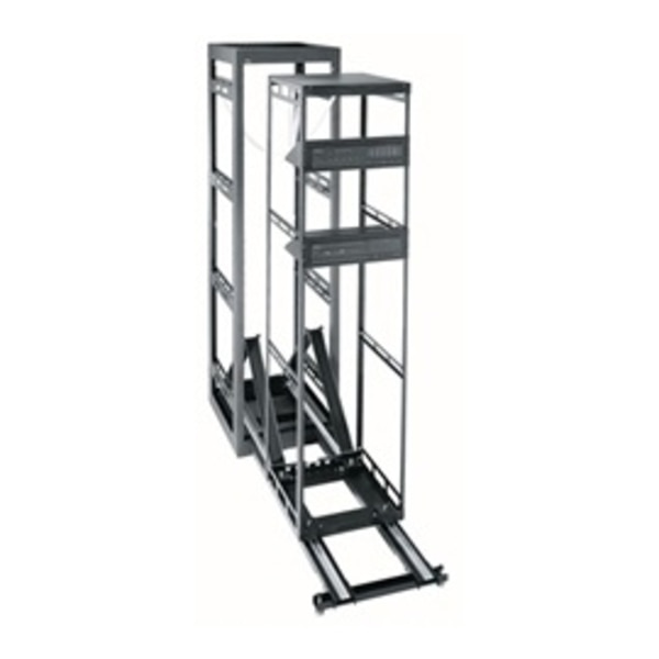 Middle Atlantic Products RACK ENCLOSURE, 37 SPACE, AX-S SYSTEM HOUSED IN, MRK-4026 BLACK MRK-4026AXS