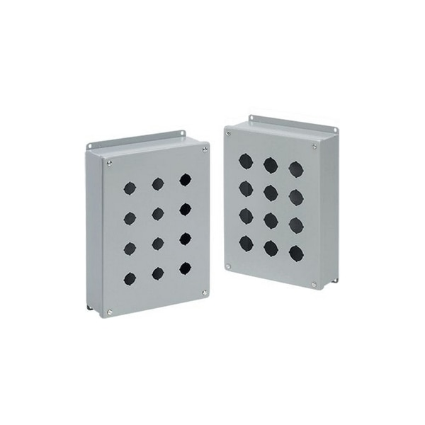 Hoffman Enclosures Inc PB ENCLOSURE, 12PB X 30.5MM,  E12PB