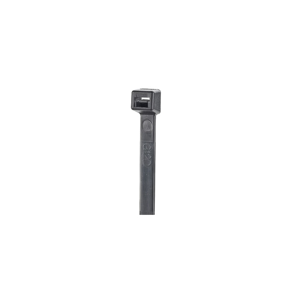 Panduit CABLE TIE,  11.81L (300MM)INTERMEDIATE,  NYLON,  WEATHER,  PK 100 S12-40-C0