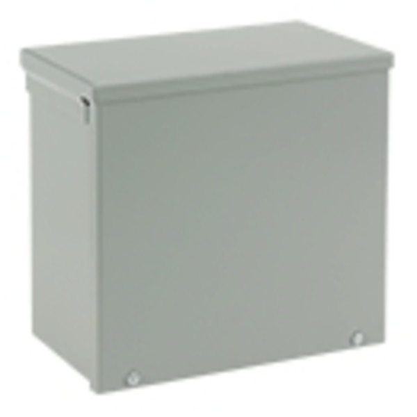 Hoffman Enclosures Inc TYPE 3R ENCLOSURE,  SCREW COVER, 24.00X20.00X8.00,  A24R208