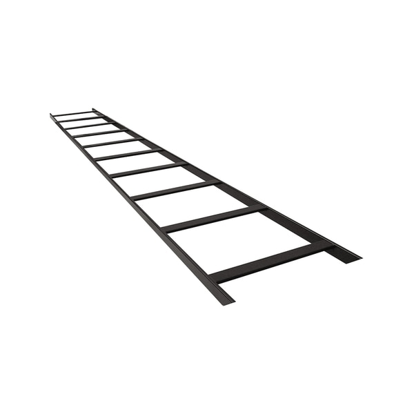 "Chatsworth Products Inc (Cpi) UNIV CBL RUNWAY (LADDER RACK), 9'11""L X 4""W X 1.5""H 10250-704"