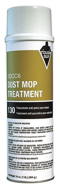 Dust Mop Treatment, 16 oz