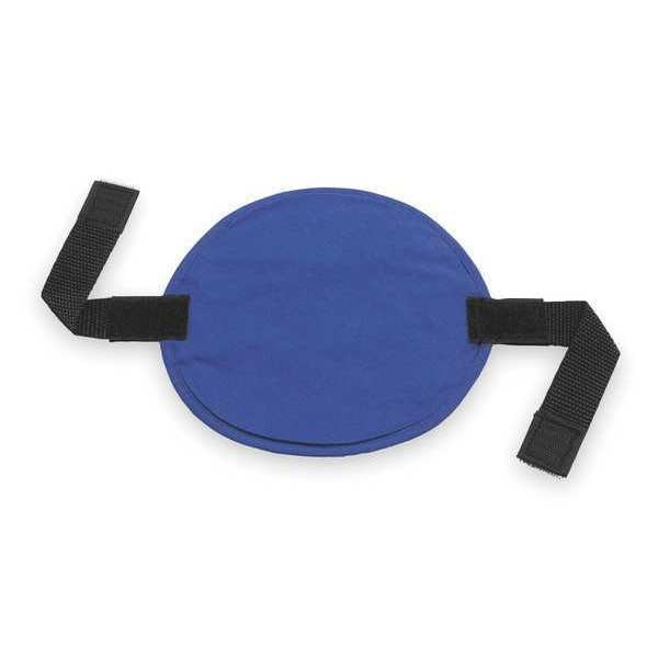Chill-Its By Ergodyne Hard Hat Pad, Blue 6715