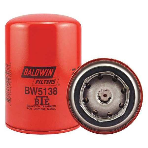 Baldwin BW5138 Coolant Spin-On Filter with BTE Formula