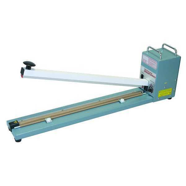 Midwest Pacific Heat Sealer, Hand Operated, 120VAC MP-40